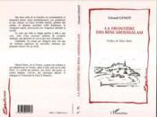 La Frontiere Des Beni Abdelssalam - Couverture - Format classique