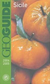 Sicile (édition 2004/2005) - Couverture - Format classique