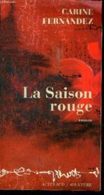 La Saison Rouge - Couverture - Format classique