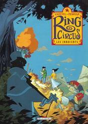 Ring circus t.2 ; les innocents - Intérieur - Format classique