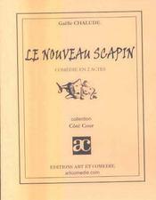 Le nouveau scapin ; comedie pour adolescents - Intérieur - Format classique