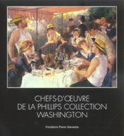 Vente livre :  Tresors De La Phillips Collection/Broche  - Collectif