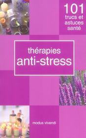 Therapies anti-stress - Intérieur - Format classique