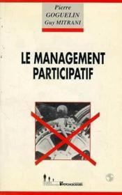 Le management participatif - Couverture - Format classique