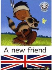 Vente livre :  A new friend  - Marc Cantin