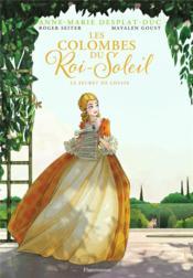 Bd les colombes du roi soleil t.2 - Couverture - Format classique