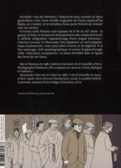 Palacinche - 4ème de couverture - Format classique
