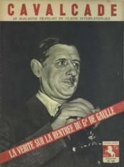 Cavalcade N°52 du 26/03/1947 - Couverture - Format classique