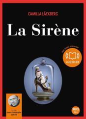 La sirène - Couverture - Format classique