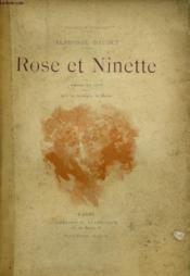 Rose Et Ninette. Moeurs Du Jour. - Couverture - Format classique