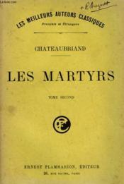 Les Martyrs. Tome 2. - Couverture - Format classique