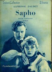Sapho. Moeurs Parisiennes. Collection : Select Collection N° 20 - Couverture - Format classique