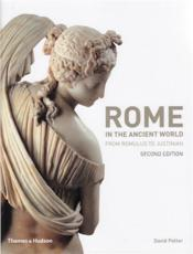 Rome In The Ancient World (Second Edition) /Anglais - Couverture - Format classique