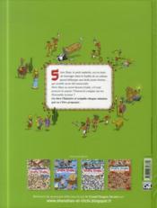 Shen Shan t.5 ; la princesse des sables - 4ème de couverture - Format classique