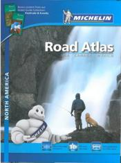 Vente livre :  Road atlas north america  - Collectif Michelin