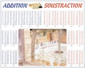 Vente livre :  Addition ; soustraction  - Collectif