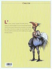 Souvenirs de Toussaint t.6 ; l'oiseau bleu - 4ème de couverture - Format classique