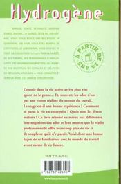 Premiers Pas Dans La Vie Active - 4ème de couverture - Format classique