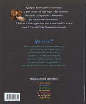 Le Petit Castor - 4ème de couverture - Format classique