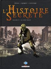 L'histoire secrète t.9 ; la loge Thule - Intérieur - Format classique