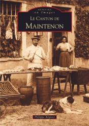 Le canton de Maintenon - Couverture - Format classique