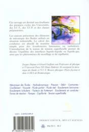 Mecaniques Des Fluides Ii : Fluides En Situation Reelle - 4ème de couverture - Format classique