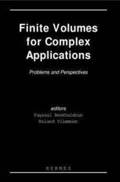 Finite volumes for complex : problems and perspectives - Couverture - Format classique