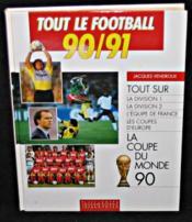 Tout Le Football 90/91 - Couverture - Format classique