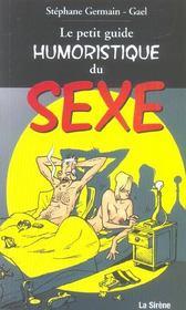 Le petit guide humoristique du sexe - Intérieur - Format classique