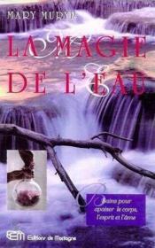 Magie De L'Eau (La) - Couverture - Format classique