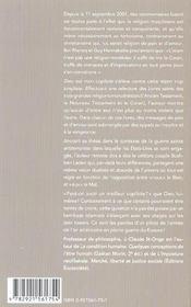 Dieu Est Mon Copilote - 4ème de couverture - Format classique
