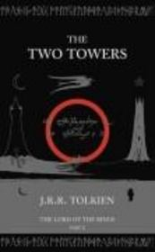 Vente livre :  THE TWO TOWERS - THE LORD OF THE RINGS V.2  - J.R.R. Tolkien