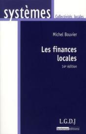 Les finances locales (14e edition)