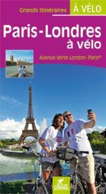 Paris Londres A Velo - Couverture - Format classique