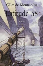 Latitude 58 - Couverture - Format classique