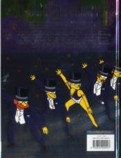 Simpson special noel t.3 - 4ème de couverture - Format classique