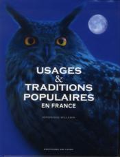 Légendes et traditions populaires - Couverture - Format classique