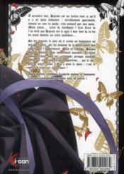 Undertaker riddle t.1 - 4ème de couverture - Format classique