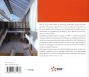 Le centre de formation et de perfectionnement EDF ; par l'atelier de Montrouge - 4ème de couverture - Format classique