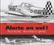 Alerte en vol ! - Couverture - Format classique