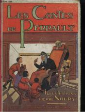 Les Contes De Perrault. - Couverture - Format classique