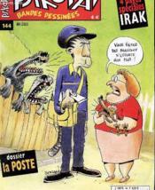 Psikopat N°144 - 4 Pages Special Irak - Dossier La Poste - Couverture - Format classique