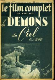Le Film Complet Du Mercredi N° 2435 - 19e Annee - Les Demons Du Ciel - Couverture - Format classique