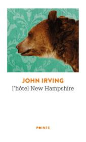 Vente  L'hôtel New Hampshire  - John Irving