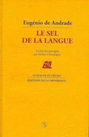 Le sel de la langue - Couverture - Format classique