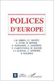 Polices d'Europe - Intérieur - Format classique