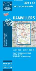 Danvillers - Couverture - Format classique