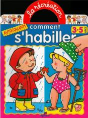 Comment S'Habiller - Couverture - Format classique