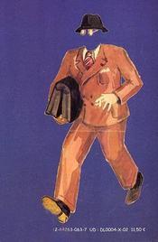 Au coin du desert ; egypte 1938 - 4ème de couverture - Format classique