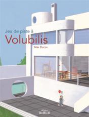 Jeu de piste à Volubilis - Couverture - Format classique